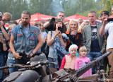 Слуцкий ХуторОк - Байк-фэст 2016 от iron pride mc Belarus