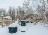 Слуцкий ХуторОк - Зимние пейзажи